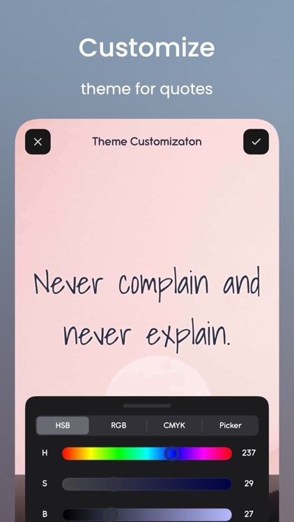 Motivation.ly- Positive Quotes screenshot-4