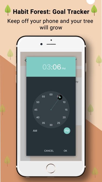 Habit Forest: Goal Tracker screenshot-4