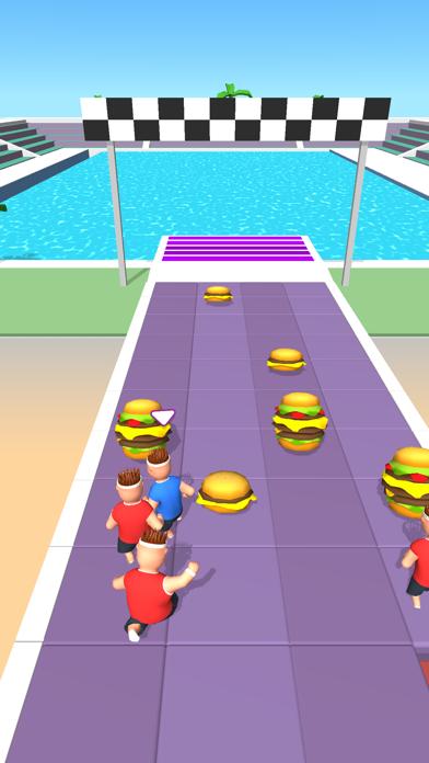 Fast Fatty Run screenshot 5
