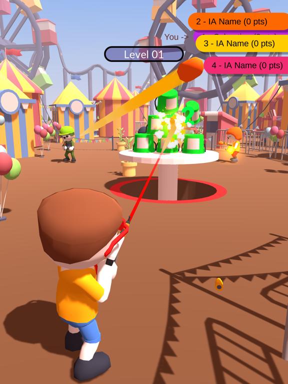Shoot Out 3D! screenshot #1