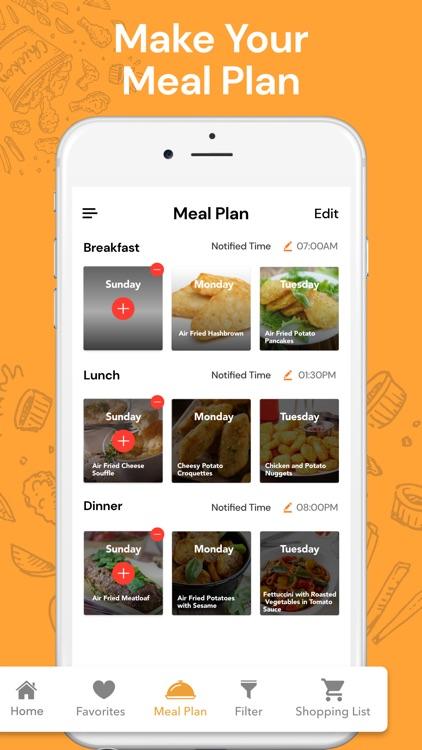 Healthy Air Fryer Recipes screenshot-3