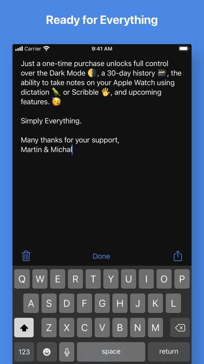 Quick Notes with widget screenshot-3