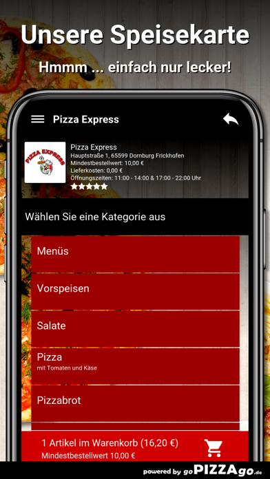 Pizza Express Dornburg screenshot 4
