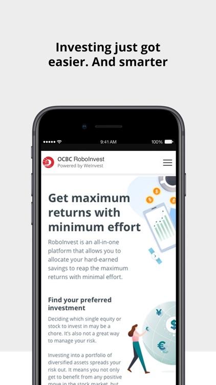 OCBC SG Mobile Banking screenshot-7