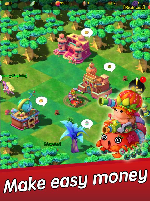 Angel Town 8- idle games screenshot 13