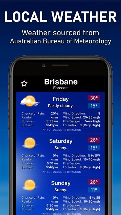 AUS Weatherのおすすめ画像5