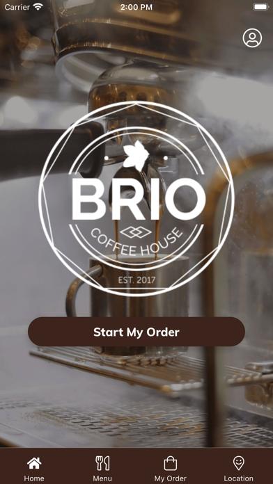 Brio CoffeehouseScreenshot of 1