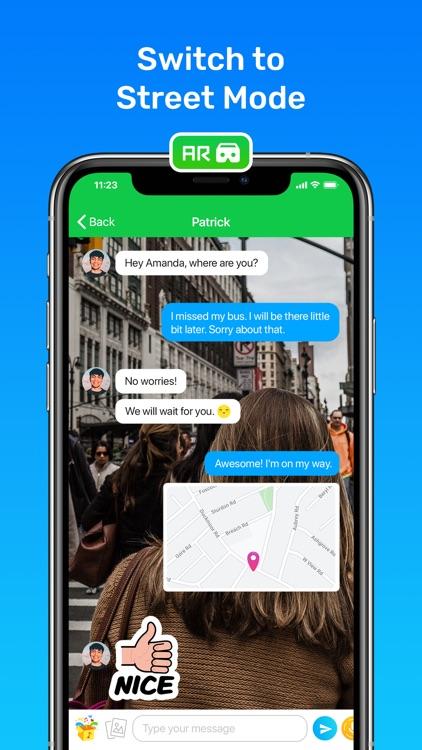 Forbis Messenger screenshot-7