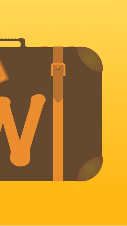 Worldy: Travel Stickers screenshot-4