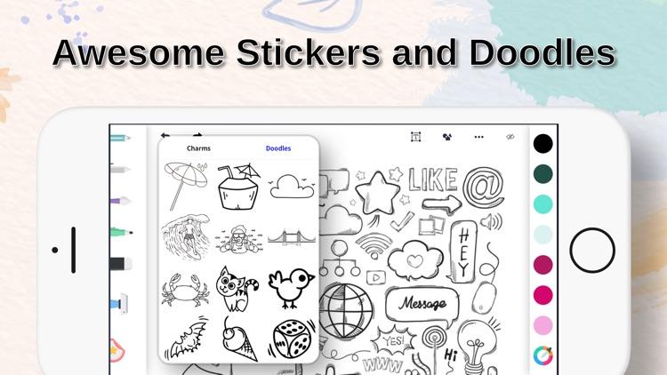 Drawing Pad procreate Sketch screenshot-3