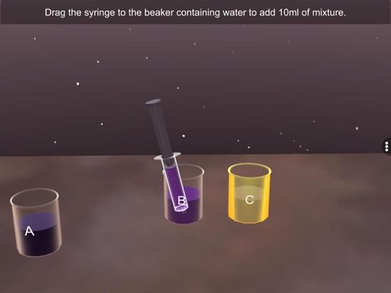 Matter has small particles screenshot 13