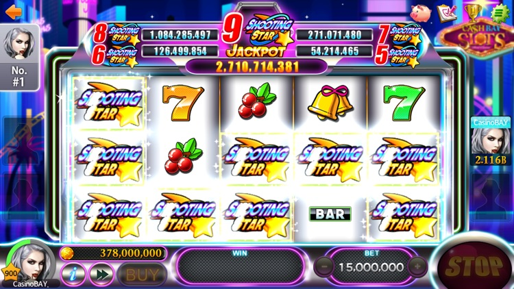 Cash Bay Casino - Slots, Bingo screenshot-3