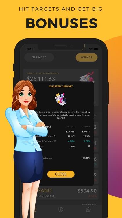 INVEST Stock Market Simulator screenshot-3