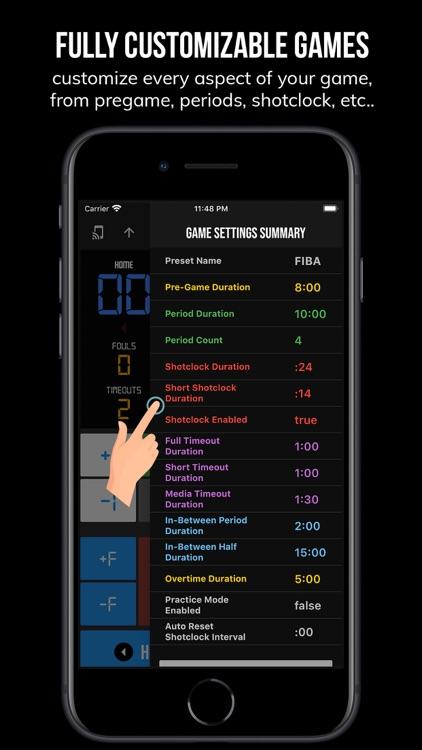 BT Controller - Basketball screenshot-6