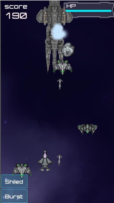 rush invader screenshot 2