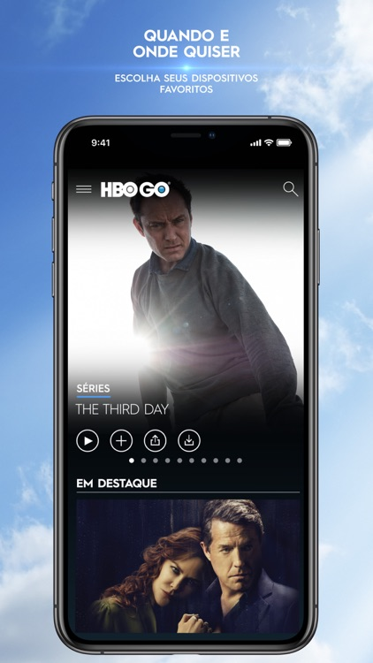 HBO GO ® screenshot-1