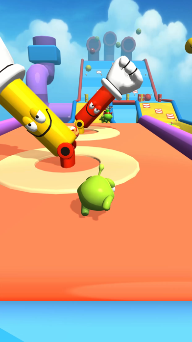 Om Nom Racing screenshot 3