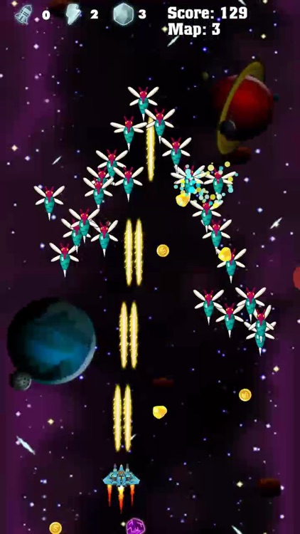 Space Attack- Galaxy Shooter! screenshot-8
