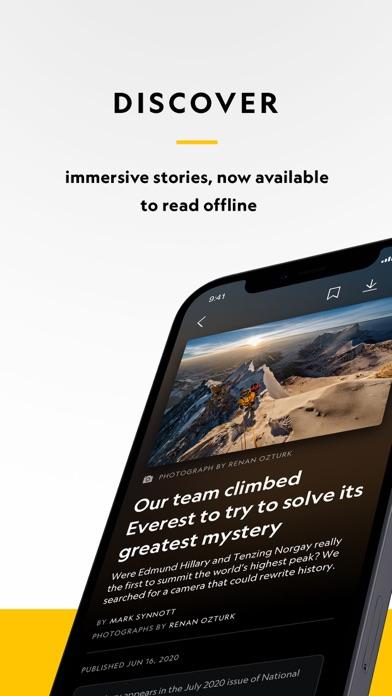National Geographic Screenshot