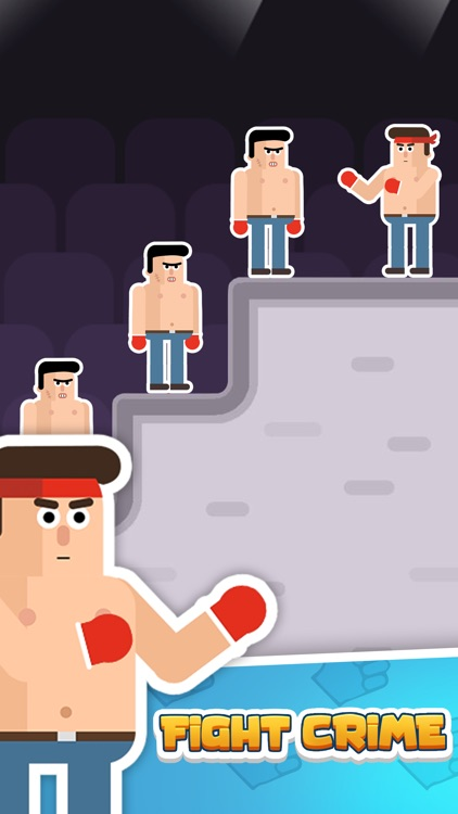 Mr Fight - Wrestling Puzzles screenshot-3