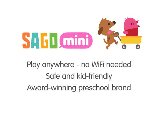 Sago Mini Train Adventure screenshot 14
