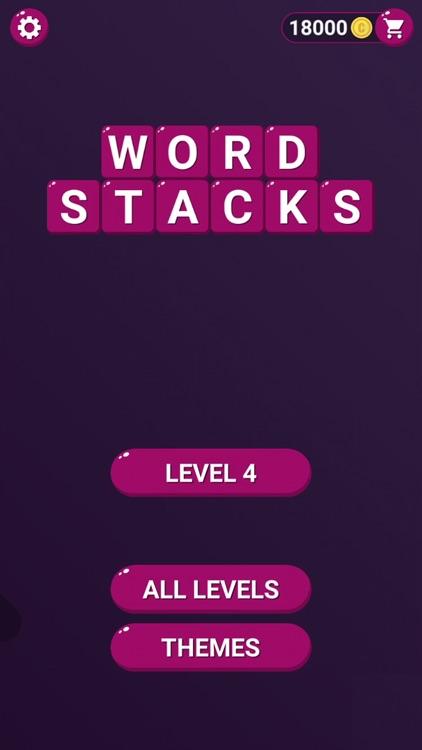 Word Stacks: Best Word Games