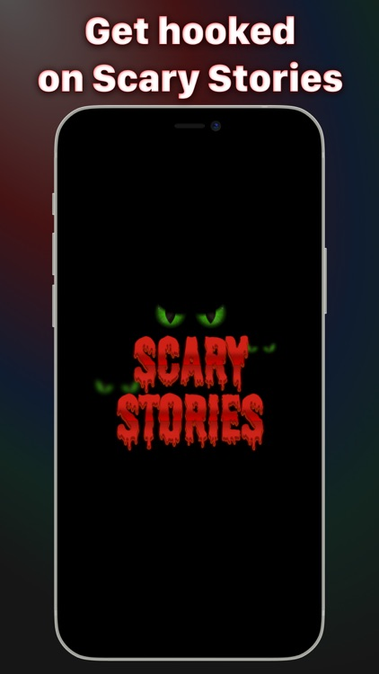 Scary stories - Addicted story
