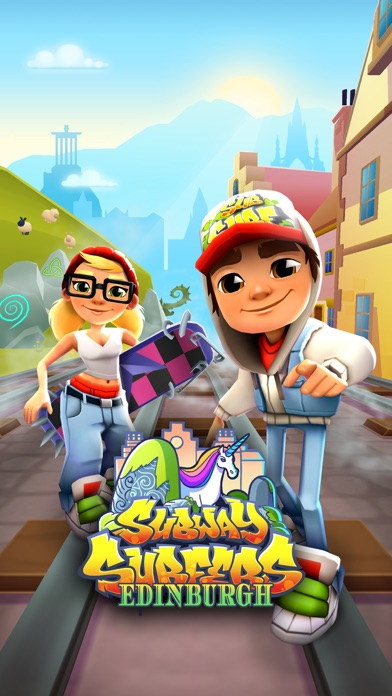 Subway Surfers By Sybo Games Aps Ios United States Searchman