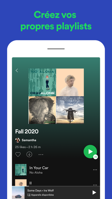 Spotify est disponible sur iPad-capture-9