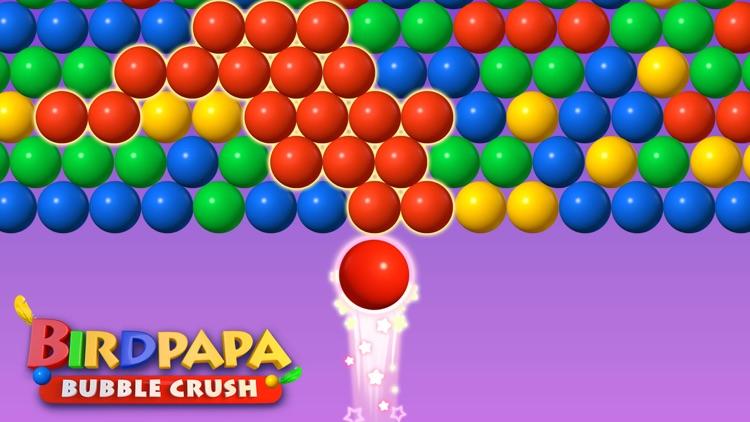 Bubble Shooter Birdpapa Pop screenshot-6