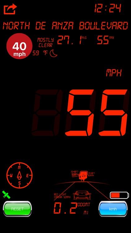 Speedbox Digital Speedometer screenshot-5