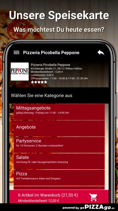 Peppone Wilkau-Haßlau screenshot 4