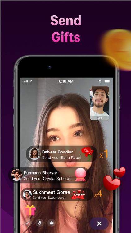 JoyChat-Random Live Video Chat