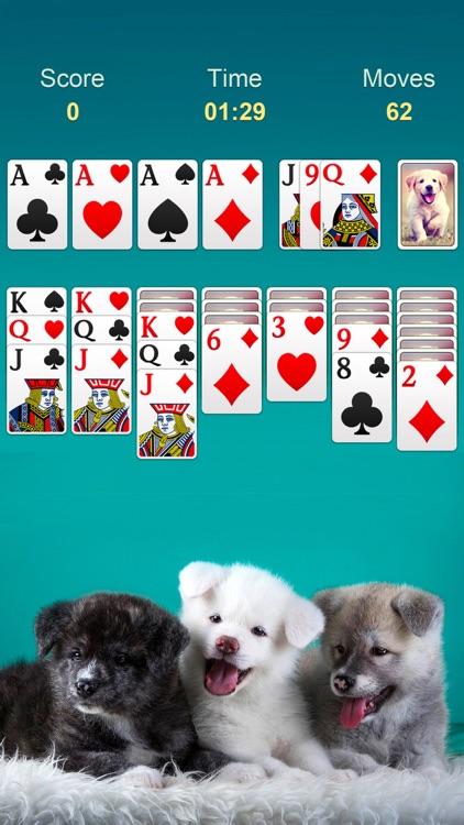Solitaire - Brain Puzzle Game