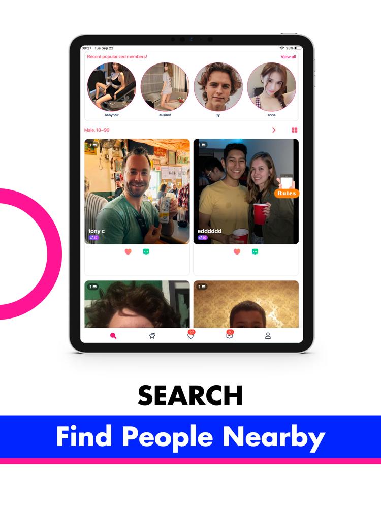 dating app for ppl under 18