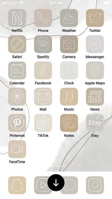 Brass - Custom App Icons screenshot 5