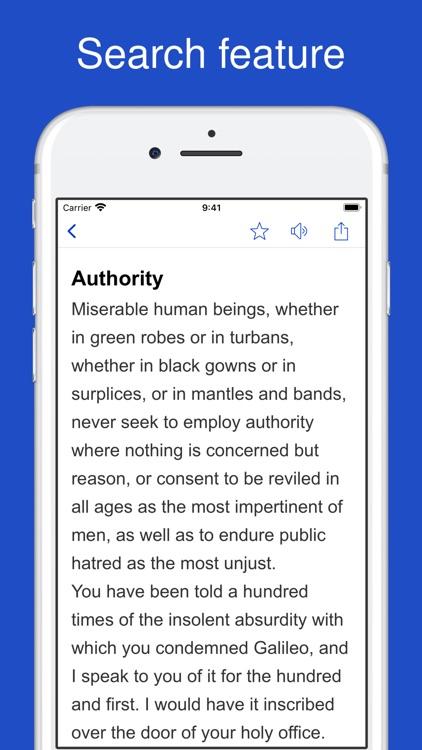 A Philosophical Dictionary screenshot-3
