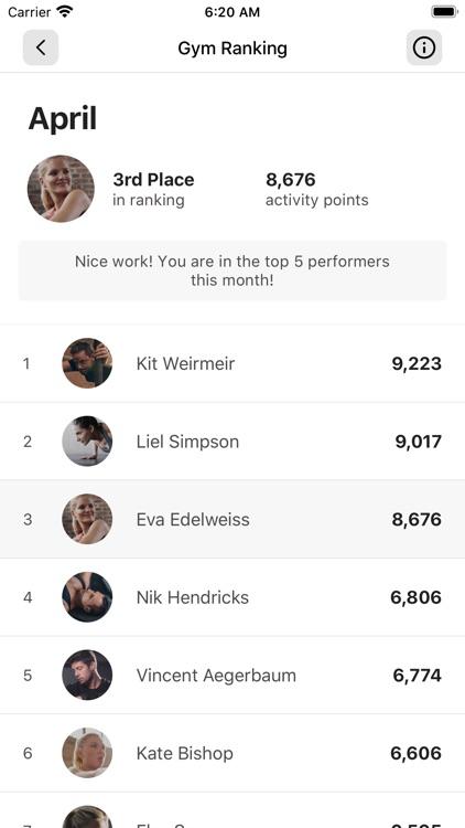 Vitalis Member-App screenshot-4