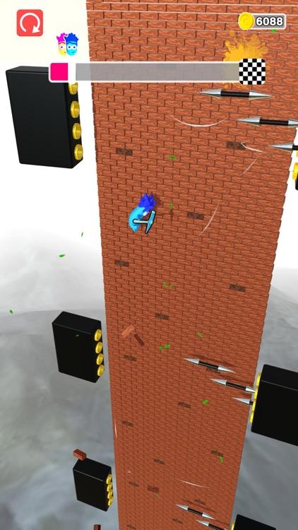 Bricky Fall screenshot-6