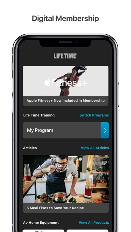 Life Time Member App screenshot-1