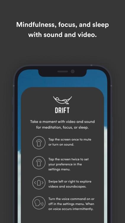 Drift - wellness + sleep