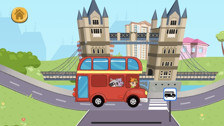 Vlad & Niki Car Games for Kids screenshot-5