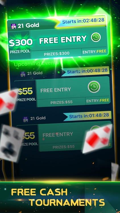 21 Gold: A Blackjack Game screenshot-3