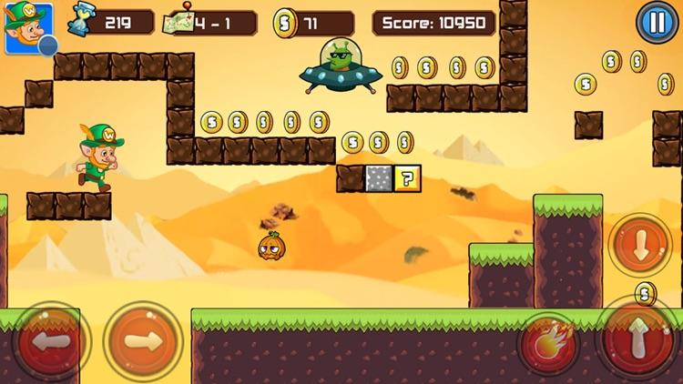 Super Bob's World : New Game screenshot-3
