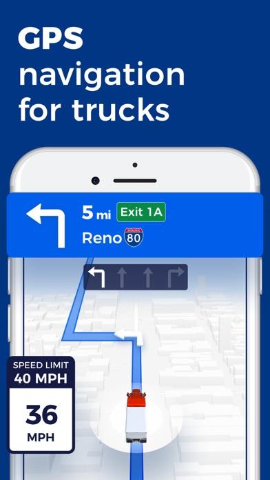 Trucker Path: Truck GPS & Maps Screenshot