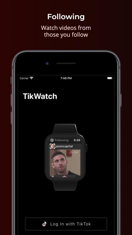 TikWatch for Videos screenshot-3
