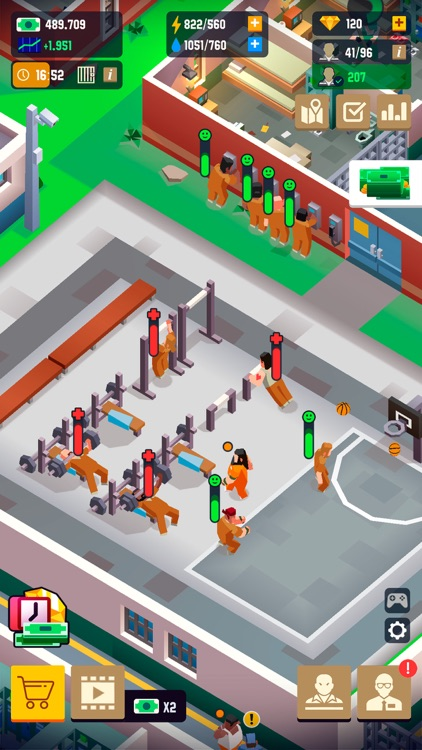Prison Empire Tycoon-Idle Game screenshot-7