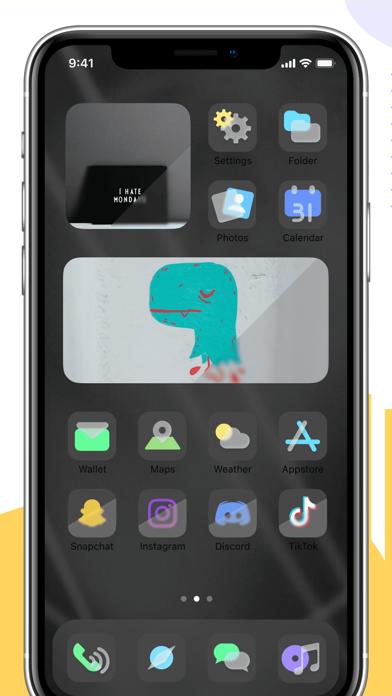 IconKit: Icon Themes Custom 14のおすすめ画像8