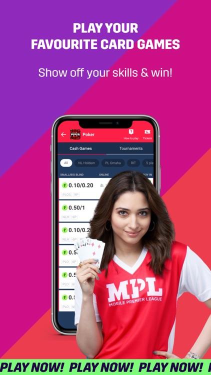MPL - Mobile Premier League screenshot-5