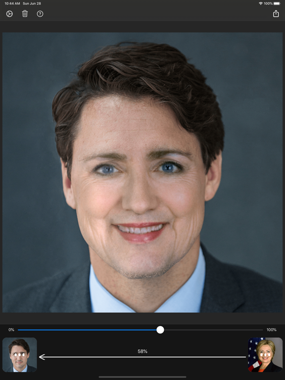 Face Morph - Morph 2 Faces screenshot 13